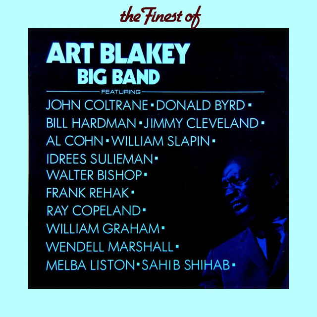 The Finest Of Art Blakey