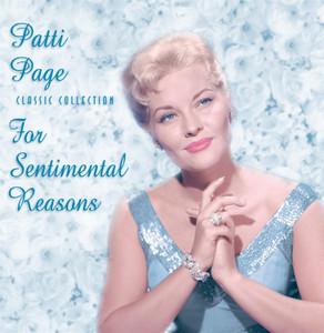 For Sentimental Reasons album