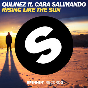 Copertina di Qulinez - Rising Like The Sun - Radio Mix