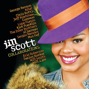 Kirk Franklin, Jill Scott Kingdom Come cover