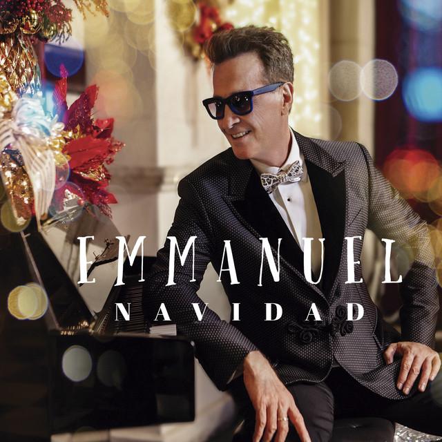 Album cover for Navidad by Emmanuel