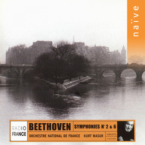 Beethoven: Symphonies Nos. 2 & 6 Albümü