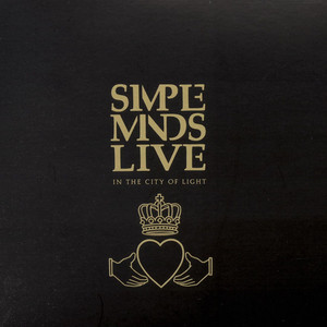 Simple Minds Book of Brilliant Things cover