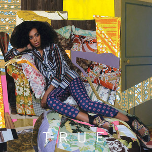 Album cover for True by Solange