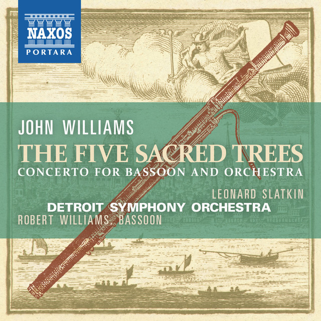 Williams: Bassoon Concerto