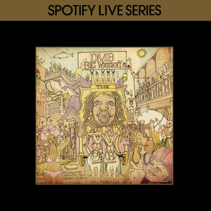 Big Whiskey and the GrooGrux King: Spotify Live Series Albumcover