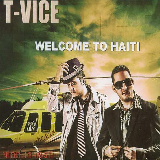 Welcome to Haïti / Vinn Investi