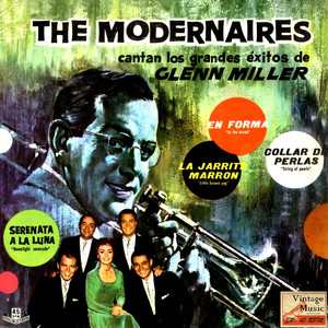 The Modernaires, Alan Copeland Orchestra Little Brown Jug cover