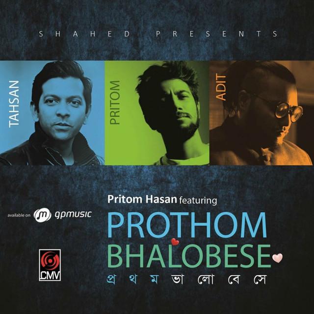 Prothom Bhalobeshe by Tahsan on Spotify