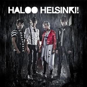 Haloo Helsinki! Albumcover