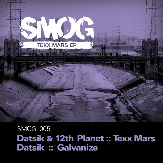 Texx Mars EP