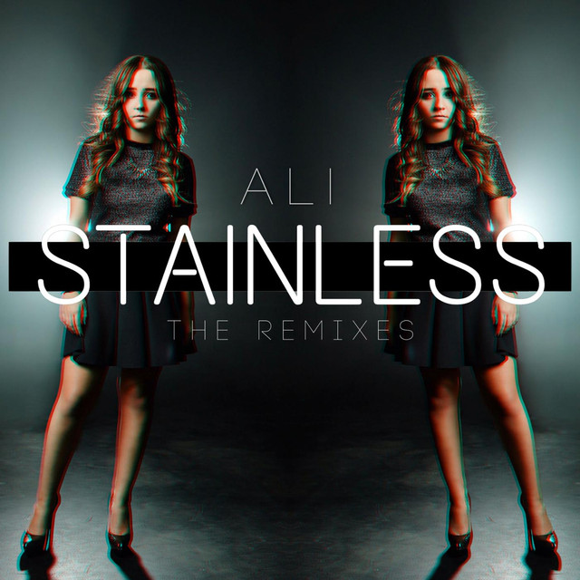 Stainless (The Remixes) Albumcover
