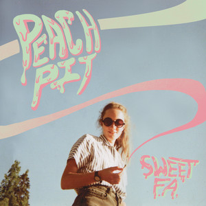 Album cover for Sweet FA by Peach Pit