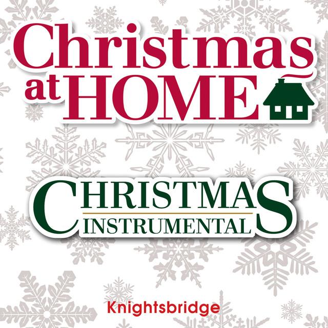 Christmas at Home: Christmas Instrumental Albumcover