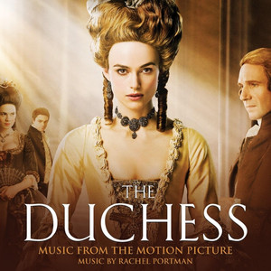 The Duchess Music from the Motion Picture Albumcover