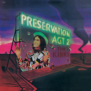 Preservation Act 2 Albumcover
