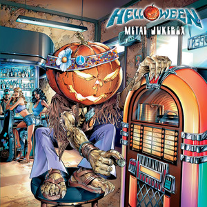 Helloween The White Room cover