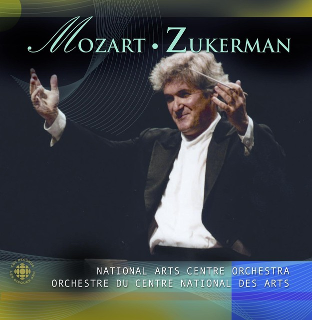 Mozart: Orchestral and Chamber Works Albumcover