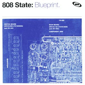 808 State  James Dean Bradfield Lopez cover