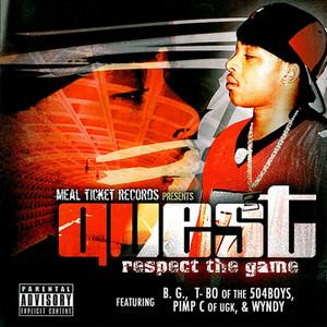 Respect Tha Game Albumcover