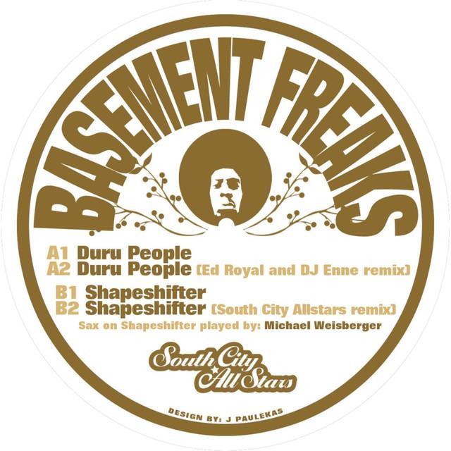 Basement Freaks - EP