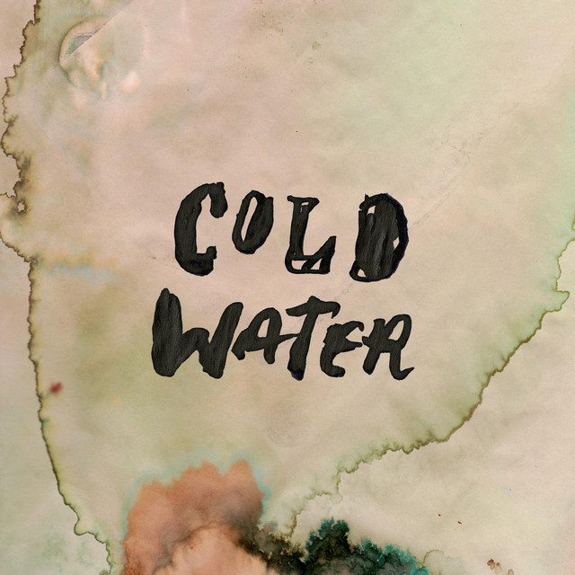 Album cover for Cold Water by Chase McBride