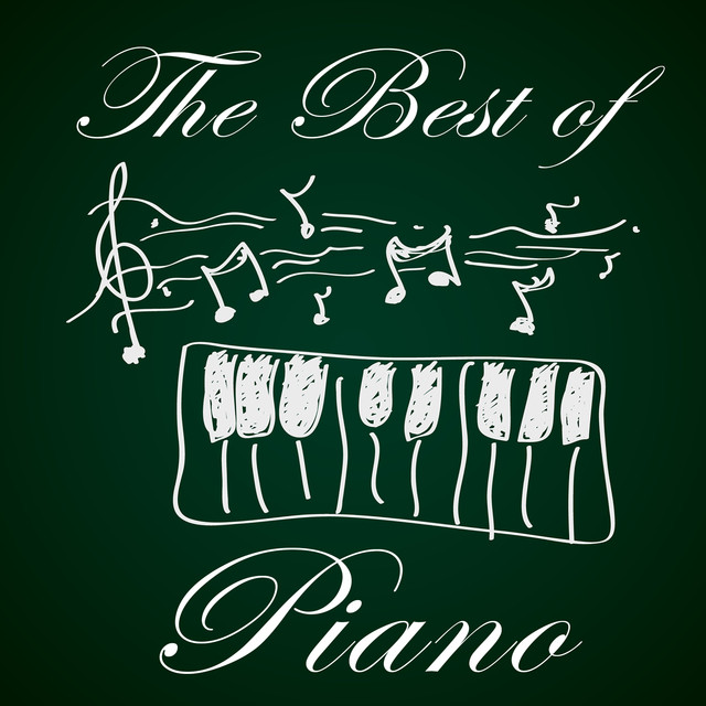The Best of Piano Albumcover