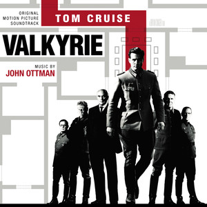 Valkyrie (Original Motion Picture Soundtrack) Albumcover