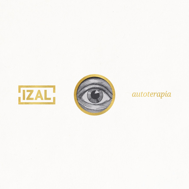 Album cover for Autoterapia by IZAL