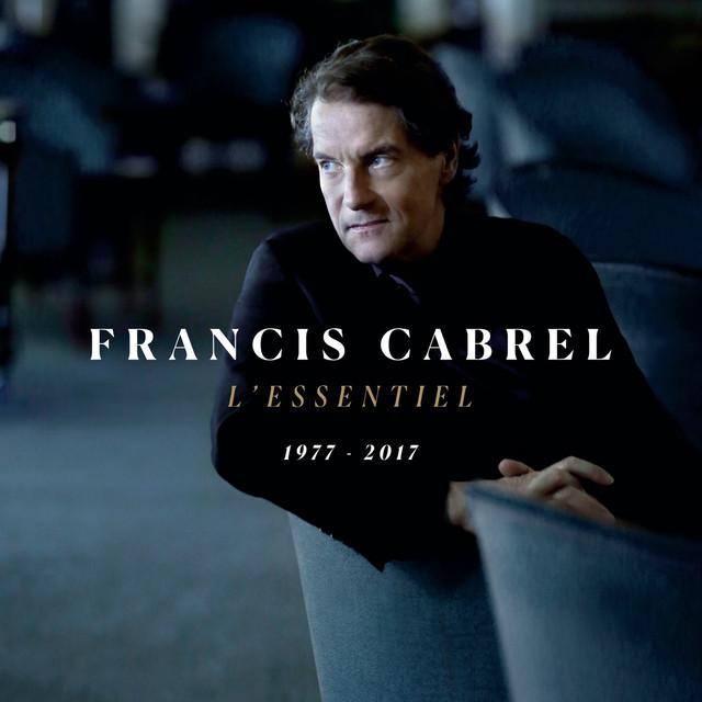 Album cover for L'essentiel 1977-2017 by Francis Cabrel