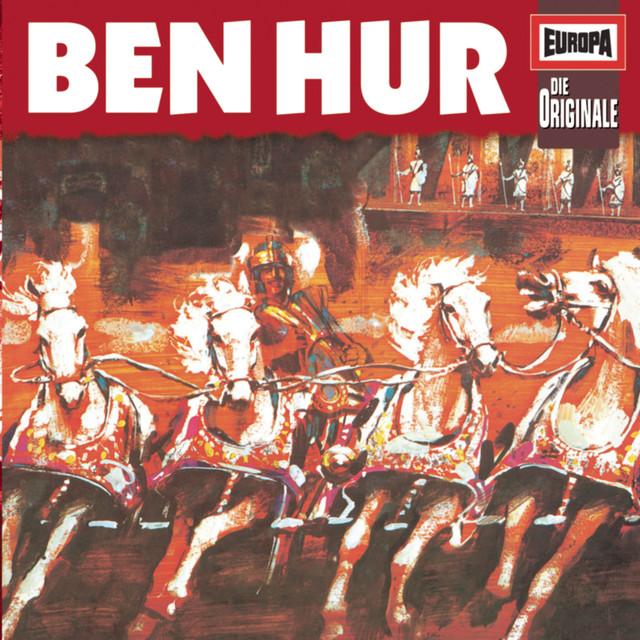 003 - Ben Hur Cover