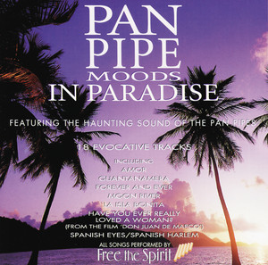 Pan Pipe Moods in Paradise album