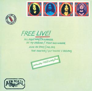 Free Live! album