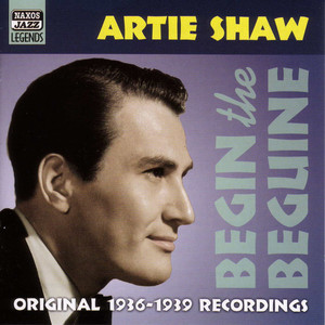 Artie Shaw, Artie Shaw Orchestra Rose Room cover