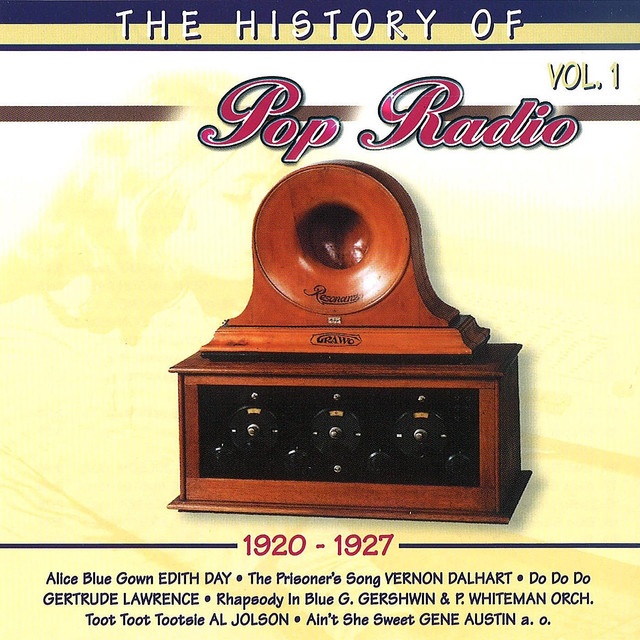 Various Artists Pop Radio Vol. 1 album cover