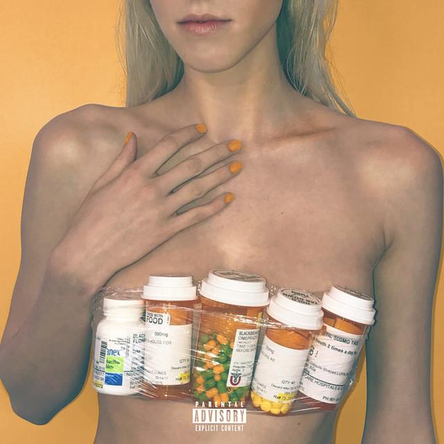 Album cover for digital druglord by Blackbear