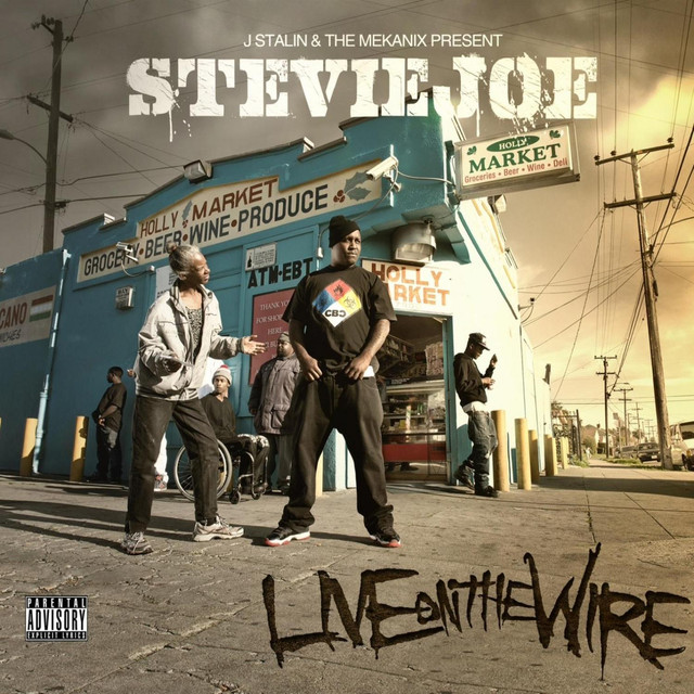J. Stalin & The Mekanix Present: Live on the Wire