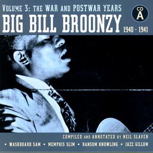 Volume 3: The War And Postwar Years 1940 - 1941 album