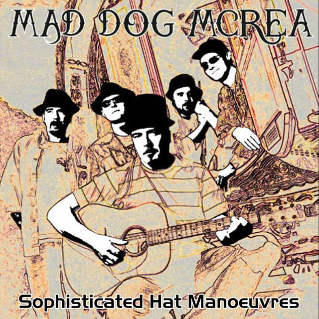 Mad Dog Mcrea tickets and 2018 tour dates
