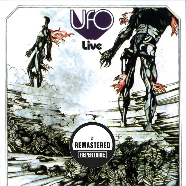 Live (Remastered) Albumcover