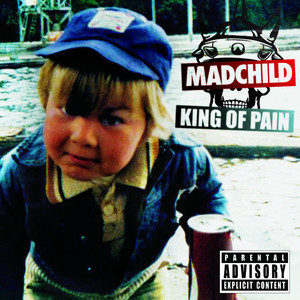 King Of Pain EP - Madchild