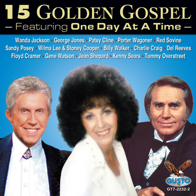 Various Artists 15 Golden Gospel album cover