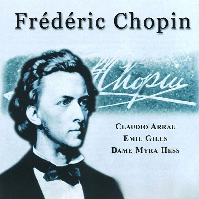 Chopin: Piano Music (1917-1939) Albumcover