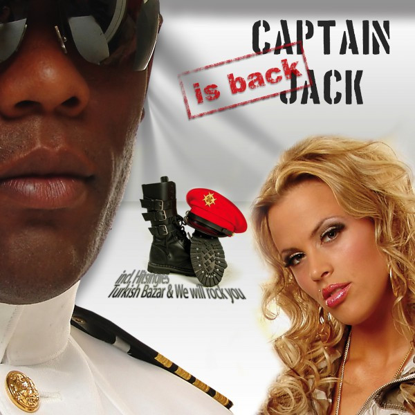 Captain Jack Is Back