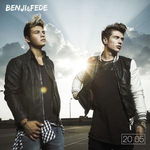 Benji & Fede Senza te cover