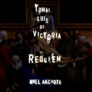 Tomás Luis de Victoria: Requiem (Arr. for Guitar) Albumcover