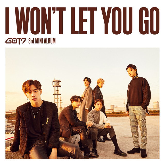 Album cover for I Won't Let You Go (Complete Edition) by GOT7