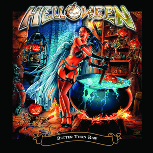 Helloween A Handful of Pain cover