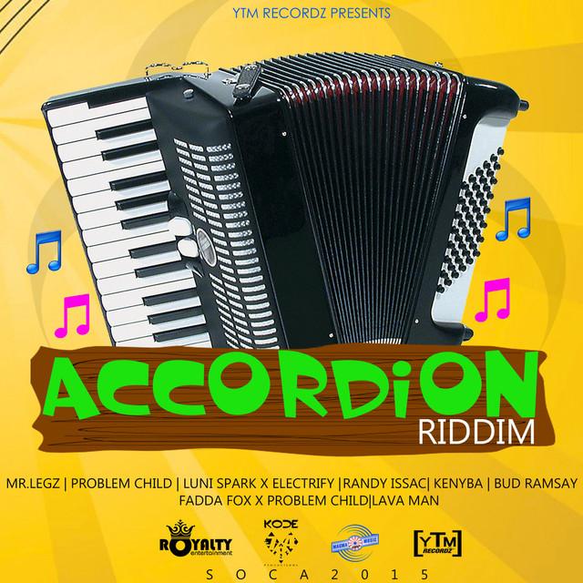 Accordion Riddim Albumcover