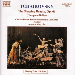 Tchaikovsky: Sleeping Beauty (The) (Complete Ballet) Albumcover